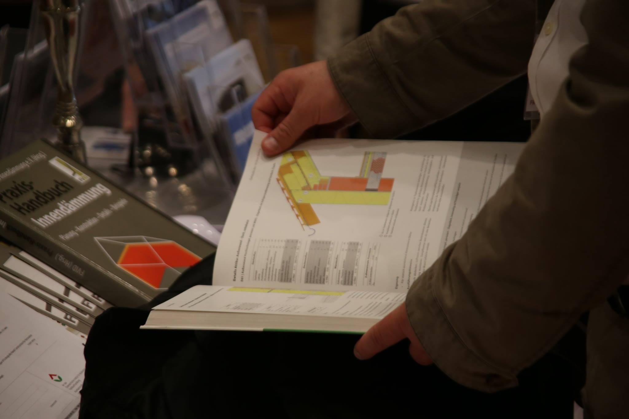 Praxishandbuch Innendämmun und Passivhaus-Bauteilkatalog Sanierung